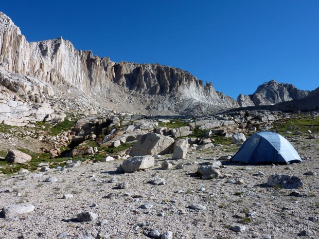 ... and the west slopes of Mount Whitney in Sequoia National Park.